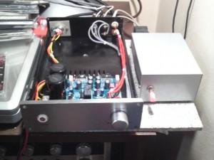 YS1電源部別筐体化
