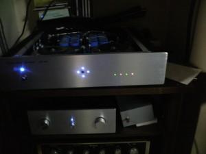 LM3886自作アンプ